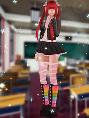 ✧*:・゚Look 50*:・゚✧ (lucilucii) Tags: epic horntail