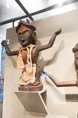 Supreme God (quinet) Tags: 2017 amsterdam antik netherlands schnitzerei tropenmuseum ancien antique carving museum musée sculpture