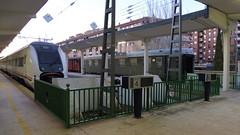 BESUGO EN JAÉN (FerrocarrildelBergantes) Tags: giennense aaf jaén 449 renfe adif 5000