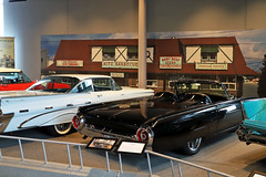 Display of 1950's Era Cars at Popular Ritz Barbecue (twg1942) Tags: thunderbird ford convertible bonneville pontiac 1959