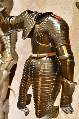 Parade Three Quarter Armour (Bri_J) Tags: royalarmouries leeds westyorkshire uk museum militarymuseum yorkshire nikon d7500 childarmour paradethreequarter armour