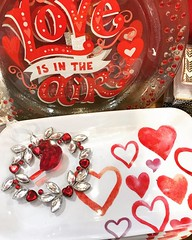 Love Is In The Air (booboo_babies) Tags: valentine valentinesday 2019 february hearts red white love romantic