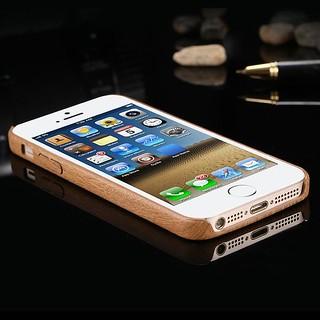 Coque Ultra Slim Vintage Style Bois Pour iPhone 6 Et iPhone 6s 04 Beige