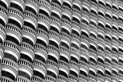 Babel Tower (HWHawerkamp) Tags: balcony bw pattern geometry shapes contrast balconies repetition architecture abstract