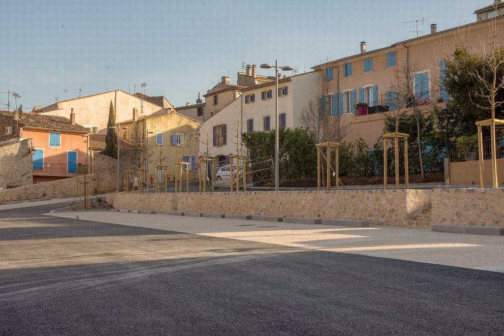 Réhabilitation du quartier Saint Michel