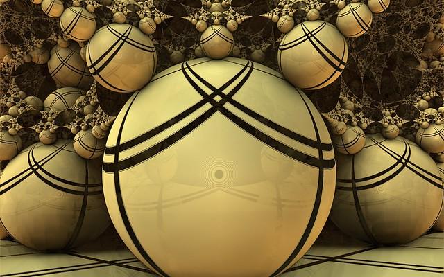 Обои шары, форма, стекло картинки на рабочий стол, фото скачать бесплатно