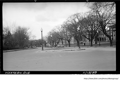 1939  western ave opposite  state teachers college (albany group archive) Tags: 1930s old albany ny vintage photos picture photo photograph history historic historical