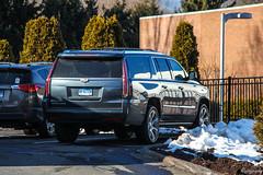 Cadillac Escalade (Rivitography) Tags: ar42338 connecticut cadillac escalade suv 4x4 american gm generalmotors caddy luxury expensive greenwich 2019 canon 60d adobe lightroom rivitography