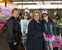 _F5C7538 (Shane Woodall) Tags: 2015 2470mm adventurers amusementpark april birthday birthdayparty brooklyn canon5dmarkiii ella lily newyork shanewoodallphotography twins