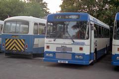 Ulsterbus 1001 - IXI 1001 (Solenteer) Tags: ulsterbus 1001 ixi1001 leyland tiger alexanderbelfast ntype lisburn