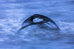Mary's Shell (ianbonnell) Tags: marysshell cleveleys beach hightide sea lancashire fylde blackpool