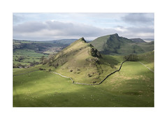 ME, A HILL AND A DRAGON (Neil Shaw Images) Tags: