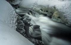 Ouverture (martinmenard757) Tags: ouverture printemps martin menard swaggin glace neige riviere nature lanaudiere quebec