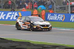 25 Matt Neal (aledy66) Tags: canon eos 6d 6d2 markii mk2 mkii btcc brands hatch kwik fit british touring car championship 2019 ef70300mm honda civic type r