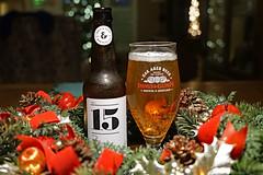 Waiting to Enjoy a fine Christmas brew. (Stickwork-Steve) Tags: beer beerglass innisandgunn ipa sony sonya7ii sonyfe24240mm 15 saariysqualitypictures