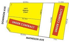 Lot/4 Dominion Avenue, Findon SA