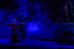 _DSC0504 (Carlo Granisso) Tags: musical church chiesa teatro theatre actor actress jesus sanfrancesco piece mask forzavenitegente maddalena altare animals animali ballo dancing bw blackandwhite torino turin nikon d7500 nikond7500