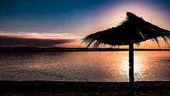 Atardecer en el Mar 2 (Martin Antolin PH) Tags: paisaje landscape sunset sunrise atardecer contraste highcontrast altocontraste contraluz color sky pink orange