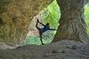 Jenifer fazendo Yoga (mcvmjr1971) Tags: blue nikon d800e lens sigma 2435mm art f20 caverna gruta spar marica brasil 2019 mmoraes trilha subsolo silhueta luz sombra outdoor underground yoga