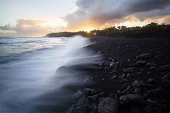 Pohoiki Beach (Raiatea Arcuri) Tags: pohoiki blacksand beach kilauea puna hawaii bigisland