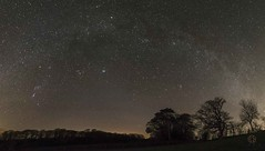 Winter Milky Way in Cumbria (Gamblin Man) Tags: landscape nightsky astrophotography cumbria lakedistrict stars panorama unitedkingdom northwest nikon nationalpark nature milkyway galaxy orion taurus