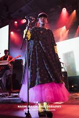 Lauryn Hill - Melbourne 2019 (Naomi Rahim (thanks for 4 million visits)) Tags: laurynhill mslaurynhill 2019 melbourne victoria australia sidneymyermusicbowl concert concertphotography music livemusic livemusicphotography rap rnb nikon nikond750 lowlight pink tulle