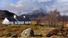Blackrock Cottage (andrewmckie) Tags: blackrockcottage rannochmoor scotland scottish scottishscenery scenery winter outdoor