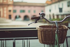 The bike. Again. _ #45/100 Bike Project (pierfrancescacasadio) Tags: wideopen 50mm bike maggio2018 30052018840a7144 bikeproject 45 bicicletta