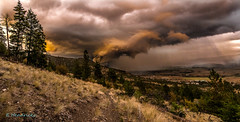 Storm Cloud 2 (edhendricks27) Tags: clouds storm landscape sunset