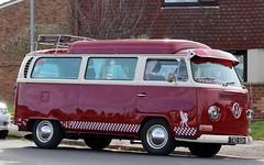 TRD 501H (Nivek.Old.Gold) Tags: 1970 volkswagen dormobile camper 1584cc earlybay