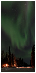 The Great Gig in the Sky (www.halkaphoto.com) Tags: usa alaska fairbanks 64°north 64°n northernlights aurora borialis northpole