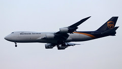 N605UP (Ken Meegan) Tags: n605up boeing7478f 64252 ups bangkok suvarnabhumi 2422019 boeing747 boeing747800 boeing 7478f 747800 747 b747 b747800 b7478f cargo