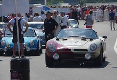 1965 Bizzarrini 5300 GT (Dave Hamster) Tags: lemans lemansclassic sportscars car racingcar motorsport autosport 2018 lemansclassic2018 bizzarrini5300gt bizzarrini5300 gt bizzarrini 5300 1965 53