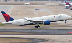 N701DN - 2/28/19 (nstampede002) Tags: delta deltaairlines boeing boeing777 boeing777200 boeing777200lr b777 b777200 b777200lr 777 777200 777200lr aviationphotography commercialaviation airliner