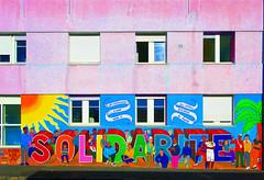 Solidarité 2 (Edgard.V) Tags: streetart urban art arte urbano callejero