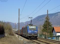 BB27119M Régio Rail en pousse du train d'eau (ChristopherSNCF56) Tags: trains marchandises eau régiorail bb27000 bb27119m fret bellegarde