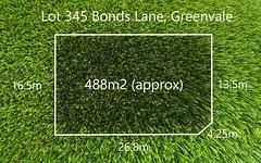 Lot 345, Bonds Lane, Greenvale VIC