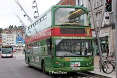 Bus Eireann DD32 (04D12279). (Fred Dean Jnr) Tags: buseireannroute213 cork buseireann volvo b7tl eastlancs myllenium vyking dd32 04d12279 stpatricksstreetcork march2019 blackashparkride