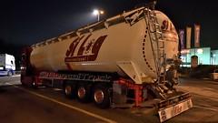 D - Michels >Silog< Scania NG S500 HL (BonsaiTruck) Tags: michels silog scania s500 nacht night nuit ffb feldbinder lkw lastwagen lastzug silozug truck trucks lorry lorries camion caminhoes silo bulk citerne powdertank