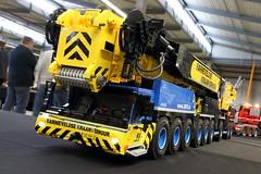 IMG_8603 (Barman76) Tags: lego technic modelteam scale truck crane modelshow europe ede 2019