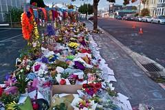 Christchurch Memorial (JWJamieson) Tags: nz new zealand memorial mosque christchurch dunedin