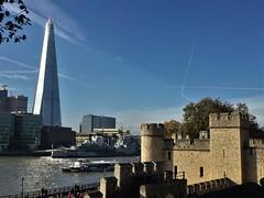 Old and New London (darren martin) Tags: london hmsbelfast themes toweroflondon shard sky architecture buildings