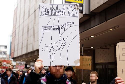 #SaveYourInternet Demo 2019-03-23