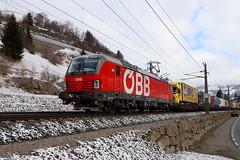 ÖBB 1293 001-4 RoLa Bremslok, Matrei am Brenner (michaelgoll777) Tags: öbb vectron 1293