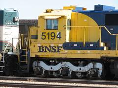BNSF 5194 (rkilpatrick) Tags: santaferailroad santafe bnsf bnsfrailway alliance nebraska