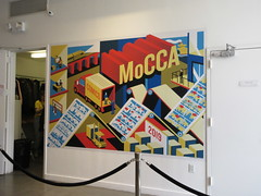 MoCCA Fest NYC 2019 Cartoon Convention 5524 (Brechtbug) Tags: mocca fest 2019 nyc convention museum comics cartoon art metropolitan west exhibition space 46th street between 11th 12th aves avenues new york city exposition exterior facade building entrance front floor panorama shot con conventions society illustrators 04072019 newspaper funnies saturday sunday comix illustration comic book artists comicbook sol event april wall poster