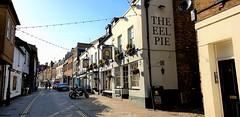 The Eel Pie Public House...Twickenham. UK (standhisround) Tags: twickenham greaterlondon england uk street road pub publichouse eelpiepublichouse inn tavern buildings building eelpie