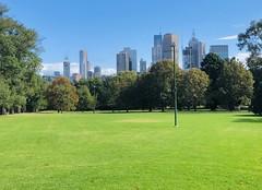 Green expanse (jglsongs) Tags: melbourne australia fitzroygardens