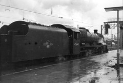 img121 (OldRailPics) Tags: british railways steam locomotive nuneaton 45643 rodney