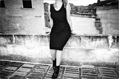 Body Art (Steve Lundqvist) Tags: woman girl body black dress portrait matera italy italia steve lundqvist basilicata light art